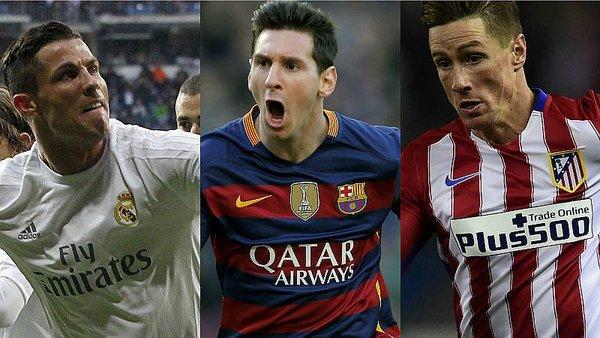 Ronaldo Messi Torres