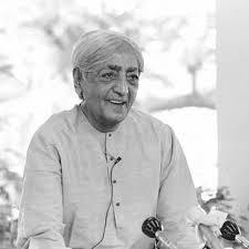 Jiddu Krishnamurti - Sobre las relaciones