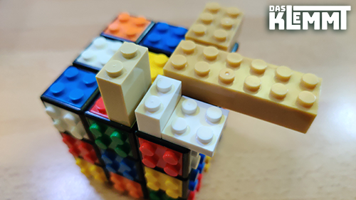 Bedingt Baustein kompatibel WANGE Cube
