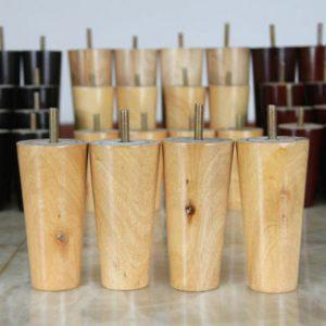 Patas de madera para sofas