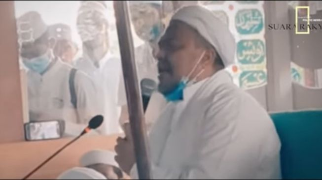 Heboh! Habib Rizieq Ingin Kuasai DPR, Ubah Hukum Syariat Islam di Indonesia