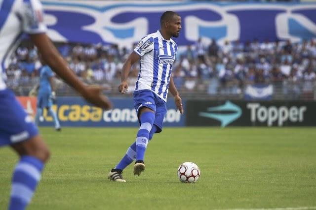 Thales festeja a classificação do CSA para Copa do Nordeste e projeta duelo contra o Fortaleza