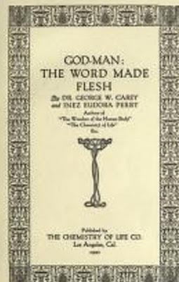 God-Man PDF book