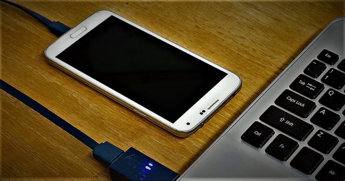 حل مشكلة عدم تعرف الكمبيوتر على الهاتف عند توصيله بكابل USB