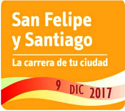 10k Corrida San Felipe y Santiago (Montevideo, 09/dic/2017)