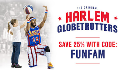Don't Miss Your Chance to See the Harlem Globetrotters