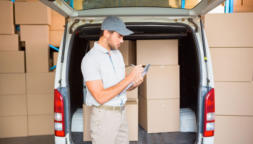 Van salesman required for a foodstuff trading company in Dubai