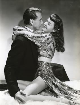 Ball of Fire 1941 movieloversreviews.filminspector.com Gary Cooper Barbara Stanwyck