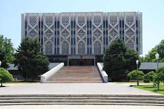 Tashkent's State Museum of History of Uzbekistan