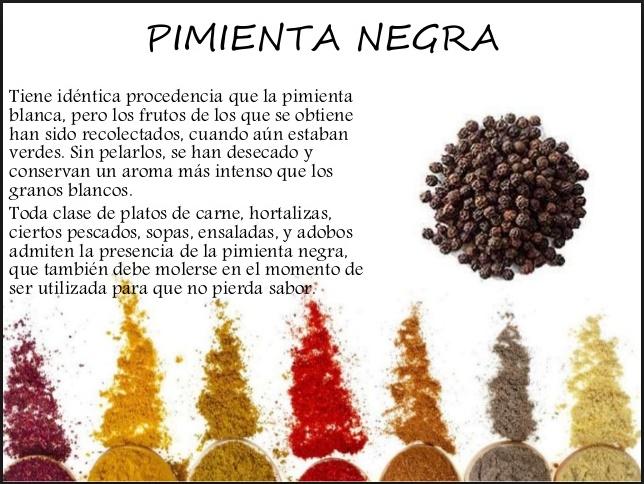 beneficios del te de pimienta negra