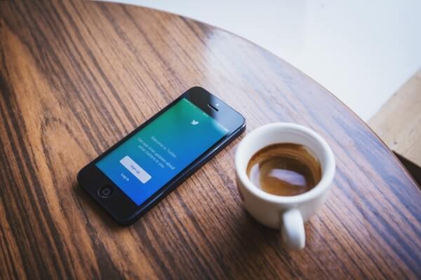 قهوة تويتر