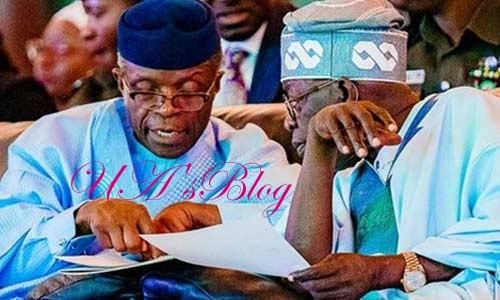 Tinubu Fingered In Anti-Osinbajo Plot By Cabal