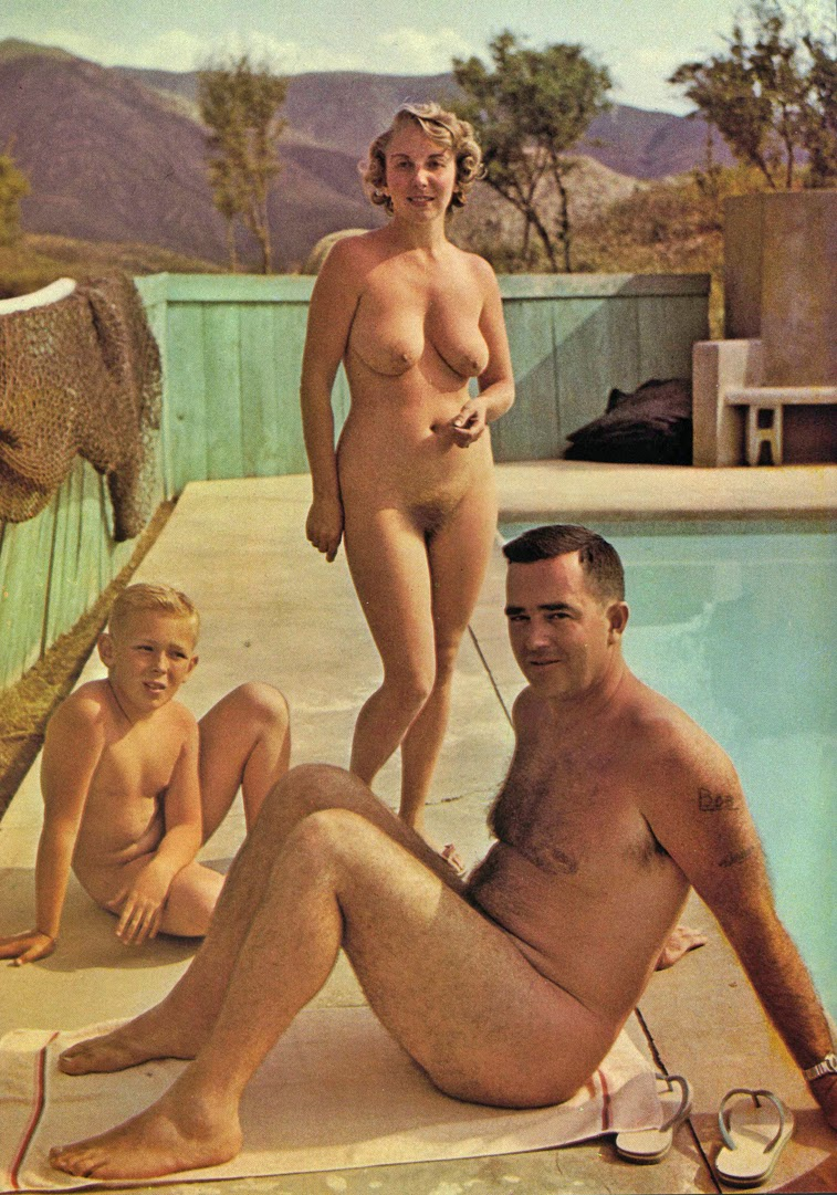 Nudist family time opinion you