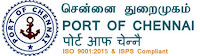 Chennai Port Trust Recruitment 2019 Deputy Director [EDP] Posts