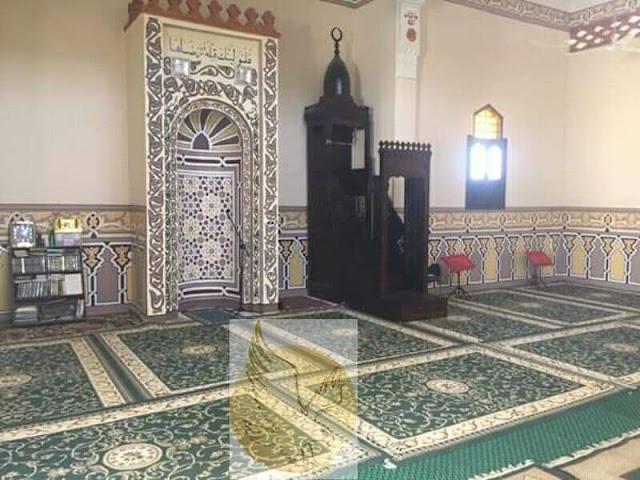 بتكلفة مليون وسبعمائة وخمسون ألف جنيه.. افتتاح مسجد التوحيد بوادي النطرون
