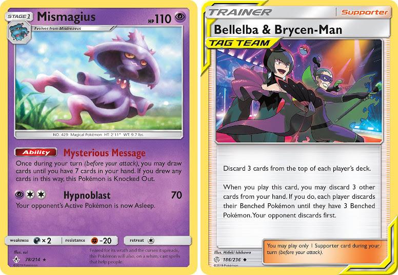 Cartas Banidas Pokémon TCG