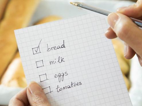 Manfaat Membuat List Belanja