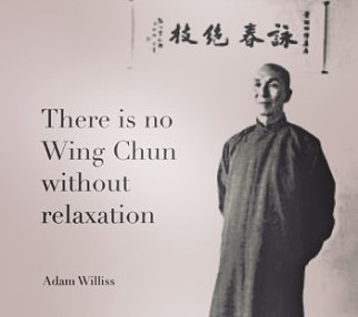 Wing Chun Relaxation