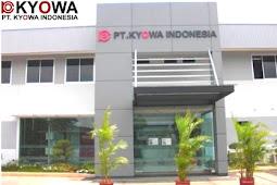 Lowongan kerja PT Kyowa Indonesia Via Pos