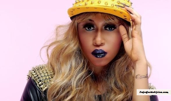Cynthia Morgan Biography