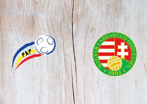 Andorra vs Hungary -Highlights 31 March 2021