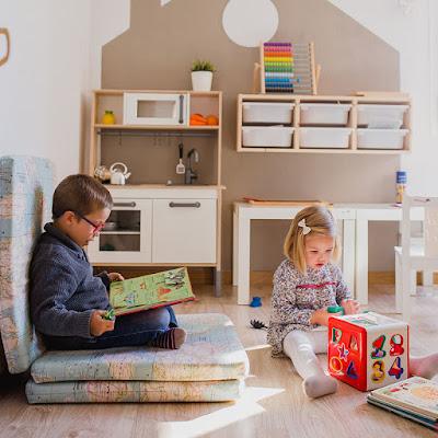 niños y nuevas tecnologías buena o mala combinación blog mimuselina colchoneta suelo juego