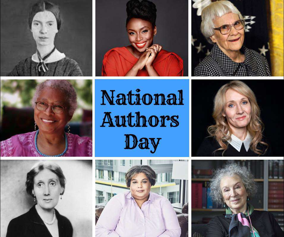 National Author's Day Wishes for Instagram