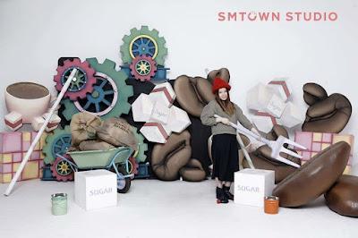 Smtown studio exo
