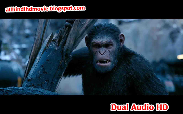 War For The Planet Of The Apes 2017 Dual Audio Download