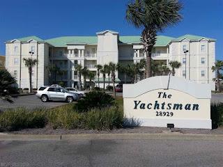 Orange Beach AL Condominiun For Sale, The Yachtsman
