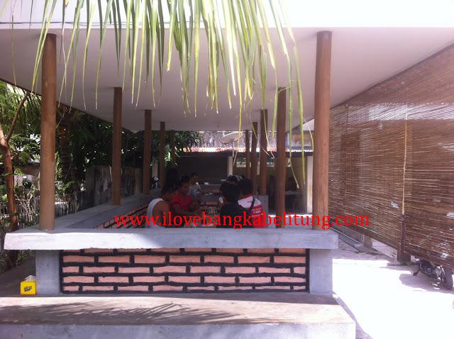 kuliner khas belitung Warung kopi KONG DJIE Tanjung Pandan Belitung