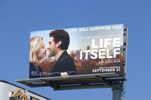 Life Itself movie billboard