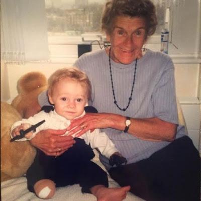 Patrick tinha nove meses quando passou mal e foi levado para o hospital com sepse