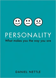 Personality: What Makes You the Way You Are 1st Edition