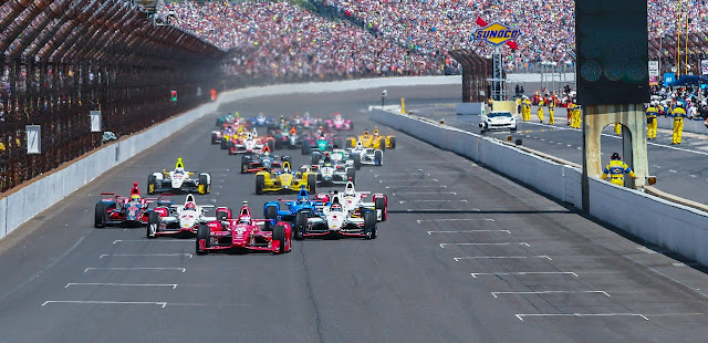 Indy 500 2018 Qualifying Live Stream