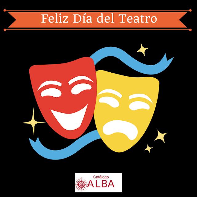 La BUM con el Día Mundial del Teatro.