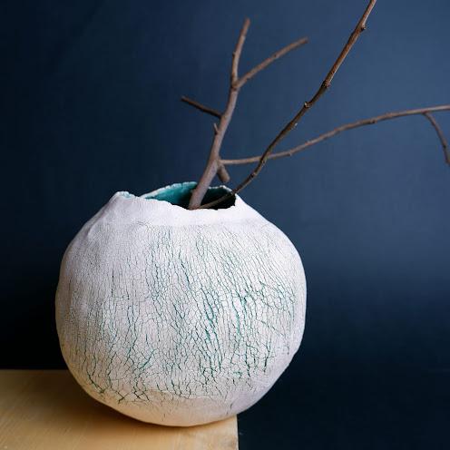 vaso arredamento ceramica