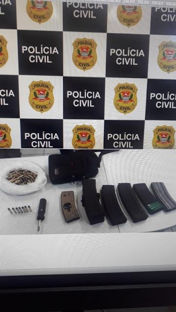 Botucatu: mais 3 são presos por roubo a banco