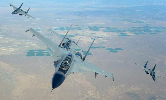 Ribut dengan China, India Sepakat Borong 33 Jet Tempur Rusia