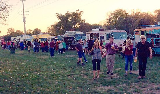 St. Charles Food Trucks in the Park