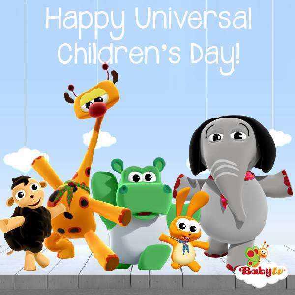 Universal Children's Day Wishes pics free download