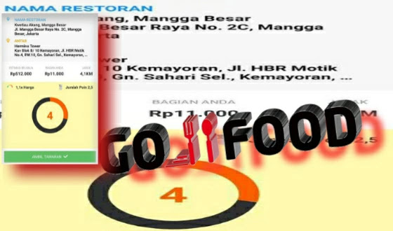 Akun-gojek-prioritas-gofood