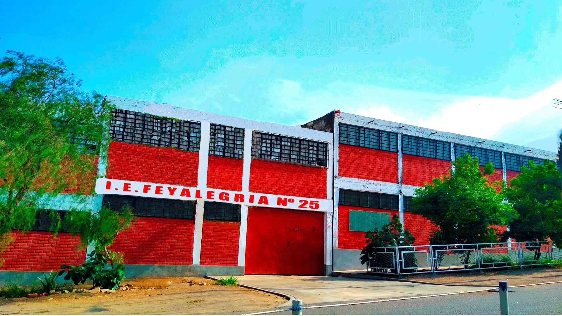 CETPRO FE Y ALEGRIA 25 - San Juan de Lurigancho