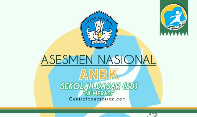Latihan Soal ANBK Numerasi SD 2021