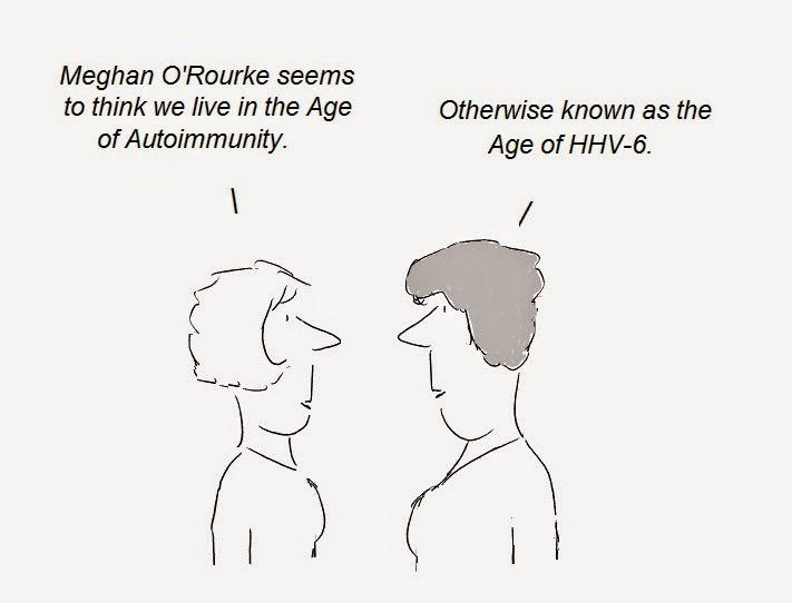 meghan O'Rourke, cfs, autoimmunity, fraud, epidemiology, cfs, cdc, aids, hiv, hhv-6