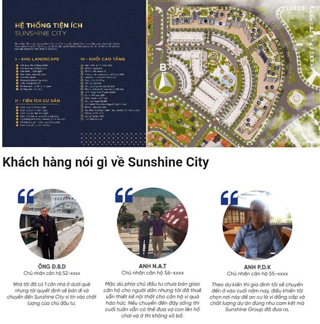 dự án chung cư Sunshine City Ciputra Hà Nội
