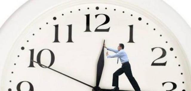 Προσοχή: Αλλάζει η ώρα την Κυριακή 28 Μαρτίου