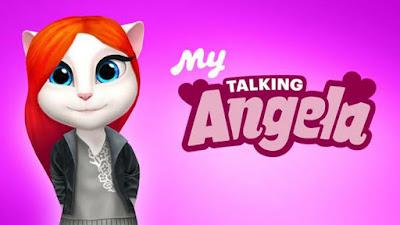 My Talking Angela Mod Apk v3.0.0.45 Mega Mod