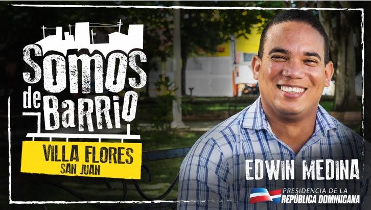 VIDEO: Villa Flores, san Juan de La Maguana. Edwin Medina