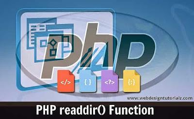 PHP readdir() Function